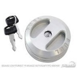 2001-2014 Jeep TJ/JK & 2008-13 Dodge Challenger Billet Fuel Cap