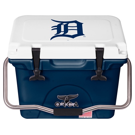 Detroit Tigers 20 Quart