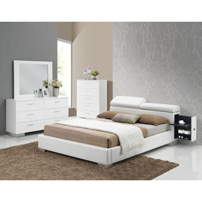 20420Q KIT MANJOT QUEEN BED