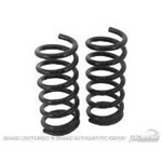 Stock Coil Springs for 6 Cylinder