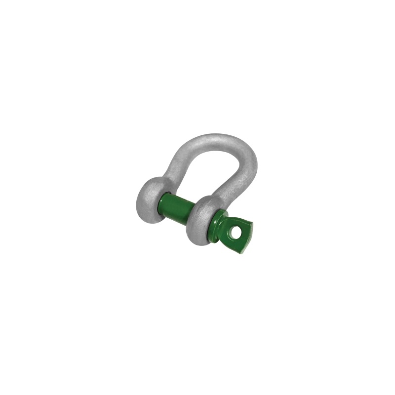 Pulling Shackle 7/16   3000# Screw Pin