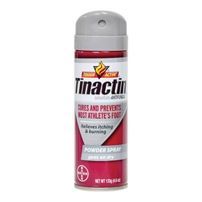 Tinactin® Athlete's Foot Powder Spray
