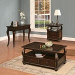80012 WALNUT END TABLE