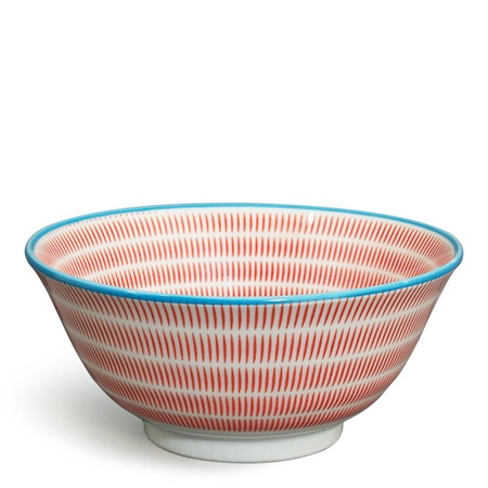 "Sen Colors 5.75"" Bowl - Red"