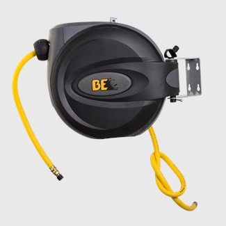50ft Air Hose Reel with Hi-Flex Hose