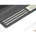 2005-13 Mustang Sill Plate Accent Strips