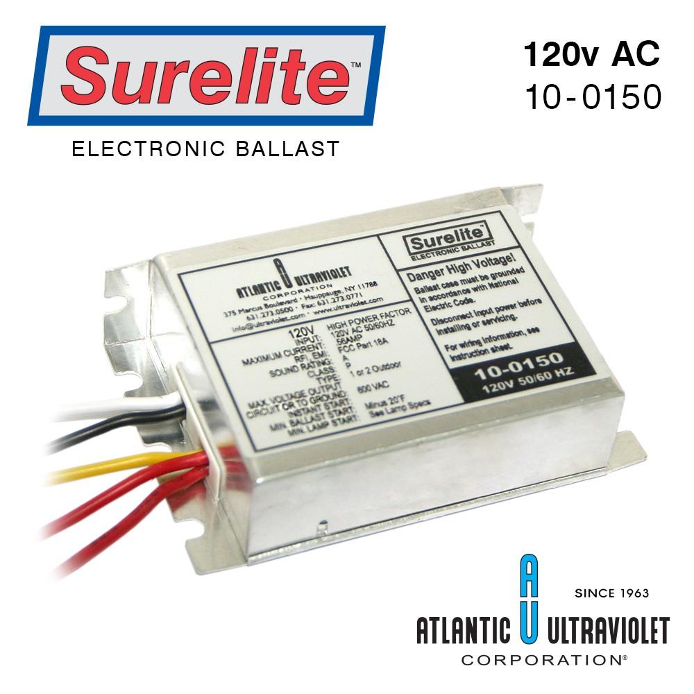 Surelite Ballast 10 0150 Buyultraviolet