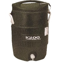 Igloo 42051 5 Gallon Green Beverage Cooler