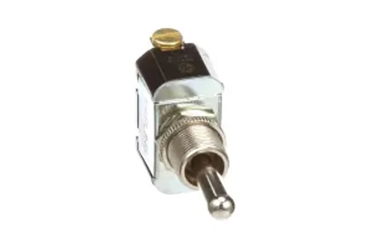 Toggle Switch - 1 Pole, 3 Position | On-Off-On | Bat Lever Actuator