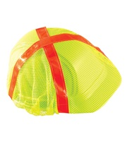 High Visibility Regular Brim Hard Hat Cover