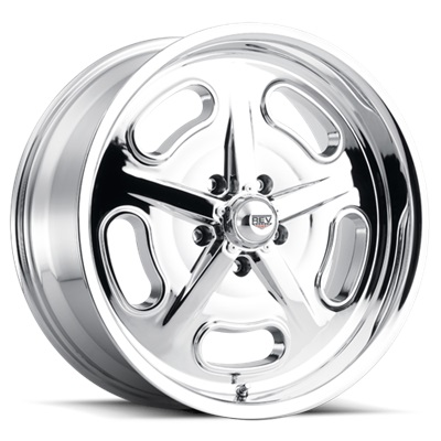 111 Classic Salt Flat Series 20x8.5 5x120.65 - Chrome