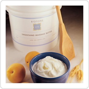 BIOTONE Smoothing Massage Butter