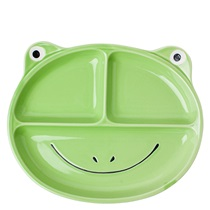 Frog Sectioned Plate