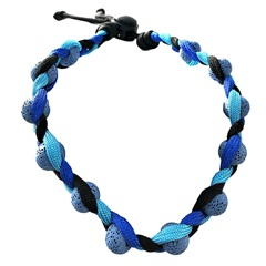 Atlantick Lava Bead Hair Band/Collar