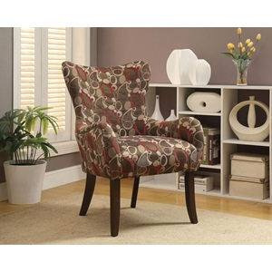 59399 ACCENT CHAIR