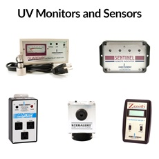 Accessories - UV Monitors and Sensors