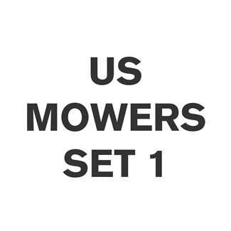 US Mowers Flail Set 1