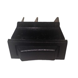 ROCKER SWITCH: 10AMP SPDT CENTER OFF