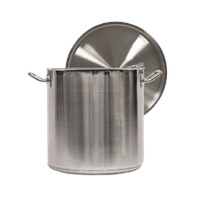 Vollrath 3501 Optio 8 Qt Stainless Steel Stock Pot