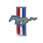 "Running Bar Horse 5"" Decal (LH)"