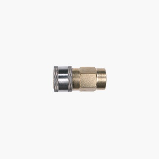 "1/4"" Coupler for Aluminum Wand"