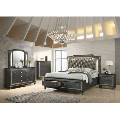 27280Q Kaitlyn Queen Bed