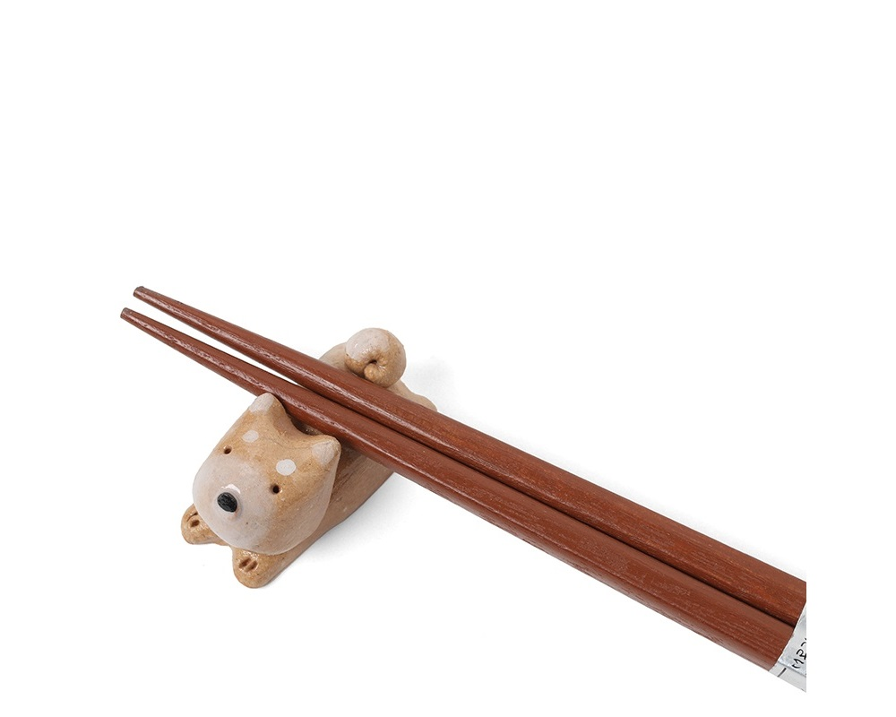 Chopstick Rest Down Dog 1.5""