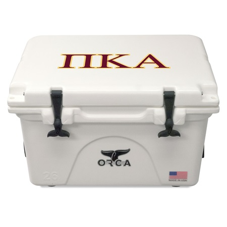 Pi Kappa Alpha White 26 Quart