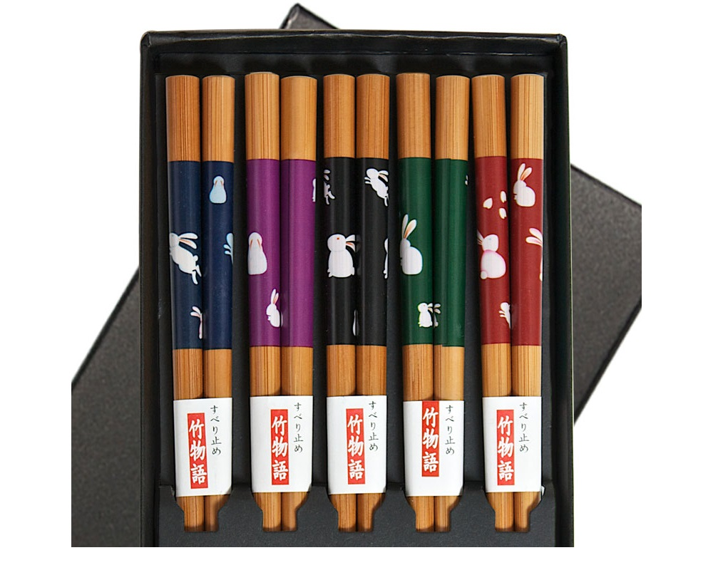 Rabbits Chopsticks Boxed Set