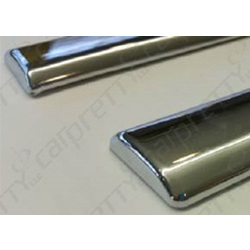 "1 1/8"" Chrome Body Side Molding"