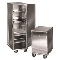 Channel 56C Enclosed Non-Insulated Half Size Bun Pan Cabinet