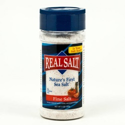 Salt, Earth Real Salt (Shaker) - 10 oz