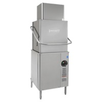Hobart AM15VL-2 Ventless Door Type Dishwasher Energy Recovery