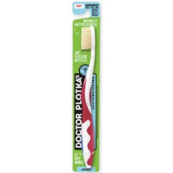 Dr. Plotka's Antibacterial Toothbrush (Adult)