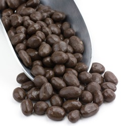 Carob Coated Raisins (Sugar Sweetened)