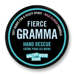 Fierce Gramma Hand Rescue