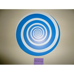 LARGE BLUE SPIRAL  SD035