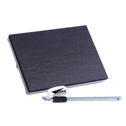 "Interchangeable Platen 6"" x 9"""