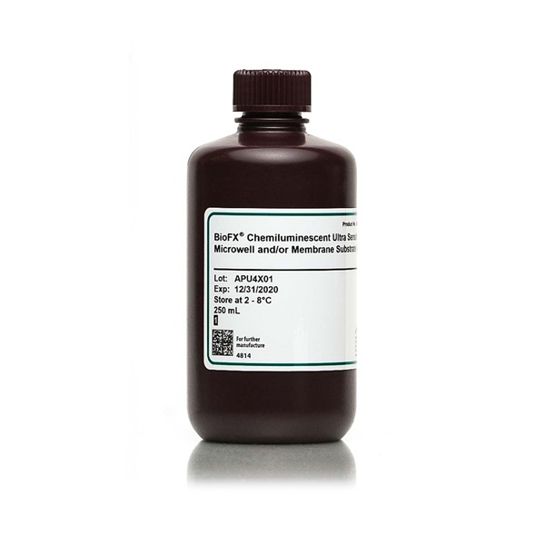 APU4 - Chemiluminescent Ultra Sensitive AP Microwell and/or Membrane Substrate (450 nm)