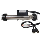 "HEATER ASSEMBLY: 4.5KW 50/60HZ 240V 2-1/4"" X 13"" VERSI REMOTE HEATER WITH MJJ CORD"