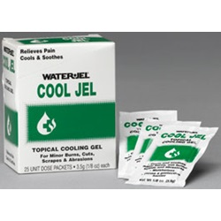 COOL JEL 25-PACK DISPENSER