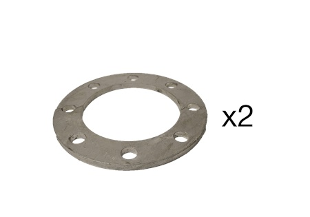 "4"" Expansion Joint Ring Set 