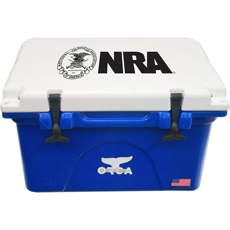 NRA Blue/White 26 Quart