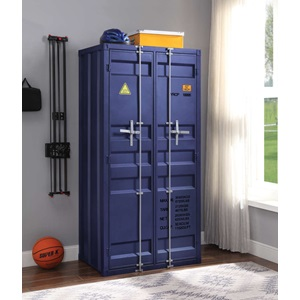 37909 Cargo Double Door Wardrobe