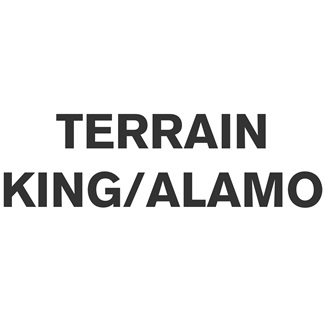 Terrain King/Alamo Rotary Sets