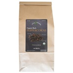 Organic Black Peppercorns (2.5 lb)