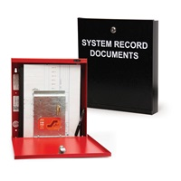 SRD System Record Documents Box with Digital Storage