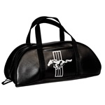 1964-73 Mustang Tote Bag (Small, Black with Emblem)