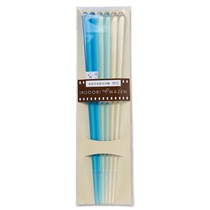 Chopsticks Acrylic Blue Set/3