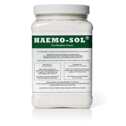 Hand-Wash Non-Phosphate Cleaner (Hameo-Sol)